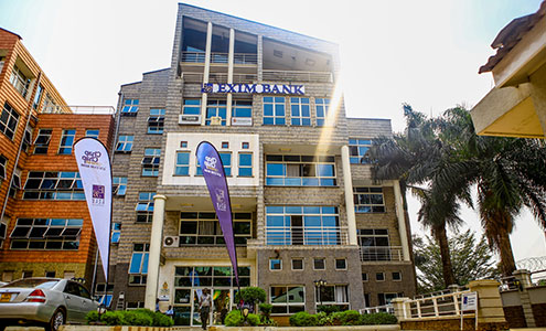 Exim Bank Uganda Offices