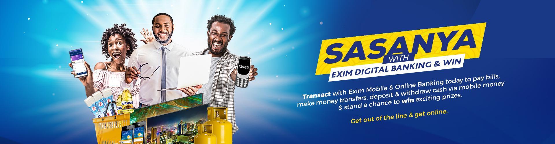 SASANYA Digital Banking Campaign