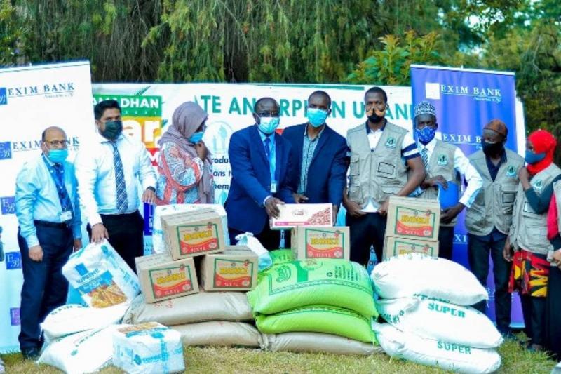 Educate An Orphan Uganda generous contribution towards nourishment Iftar Program