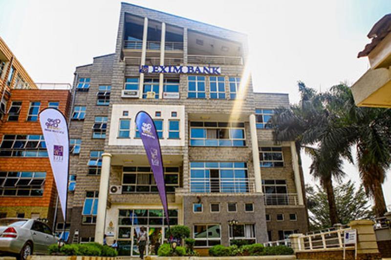 Exim Bank Uganda Offices